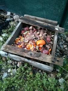 Cassa di compostaggio